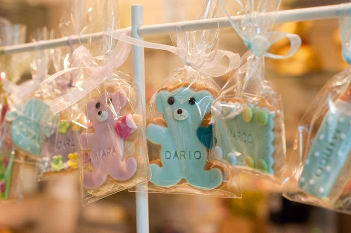 Biscotti decorati personalizzati