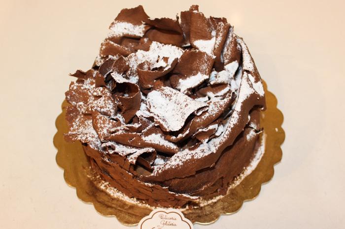 Mousse al cioccolato