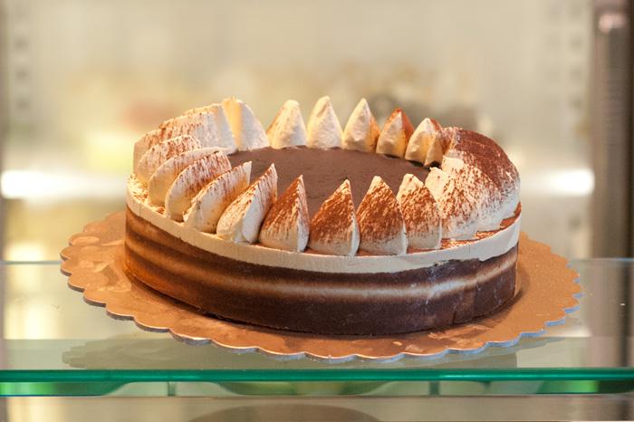 Mousse Vanessa (cioccolato e zabaione)